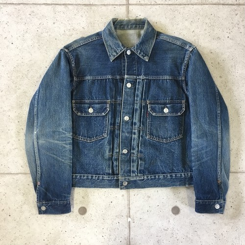 50s LEVIS 507XX 2nd  Gジャン