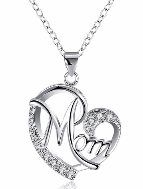 【import】Mom necklace