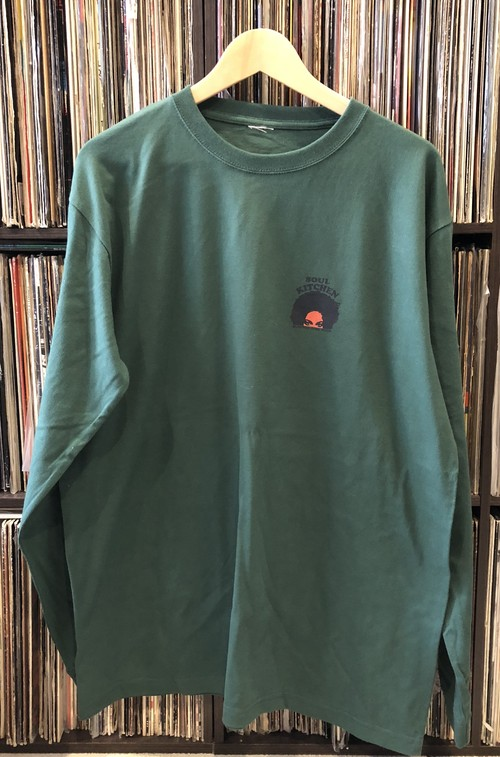 SOUL KITCHEN long sleeve  deepgreen