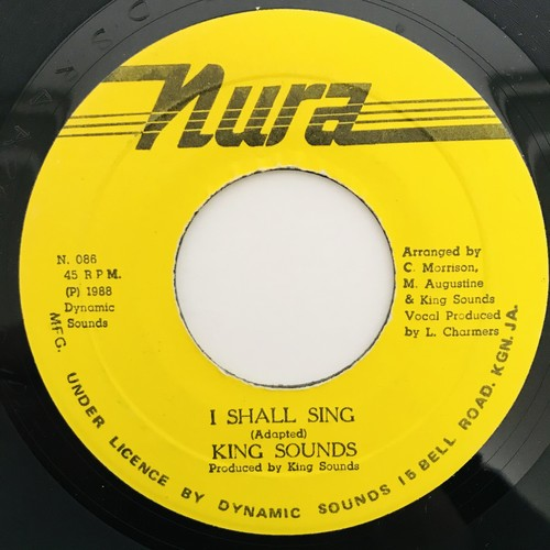 King Sounds - I Shall Sing【7-11014】