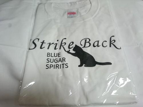 Strike Back Tシャツ(ホワイト Mサイズ)