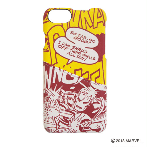 COLORFUL COMIC iPhone CASE YY-M022 IM