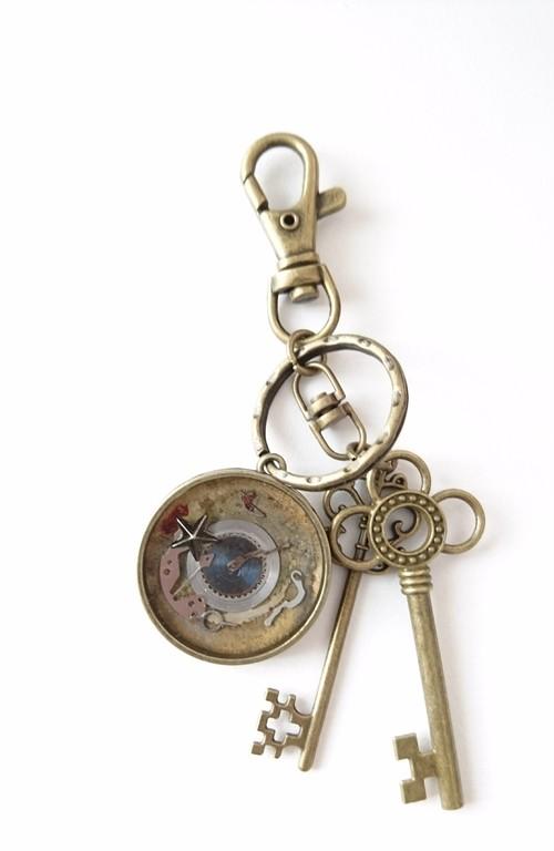 盗賊の鍵 魔法の鍵 キーホルダー
