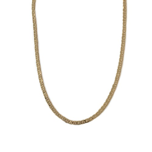 【GF1-54】20inch gold filled chain necklace
