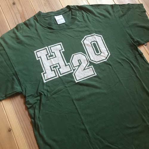 90's H2O Tシャツ Used NYHC