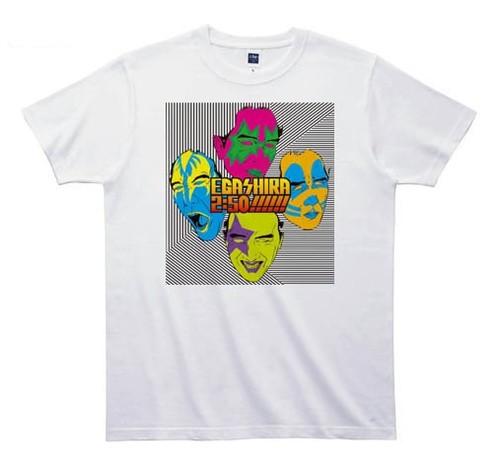 《江頭2:50Tシャツ》TE012/ KISSエガちゃん2