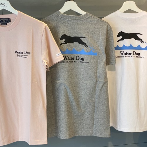 Water Dog Tシャツ