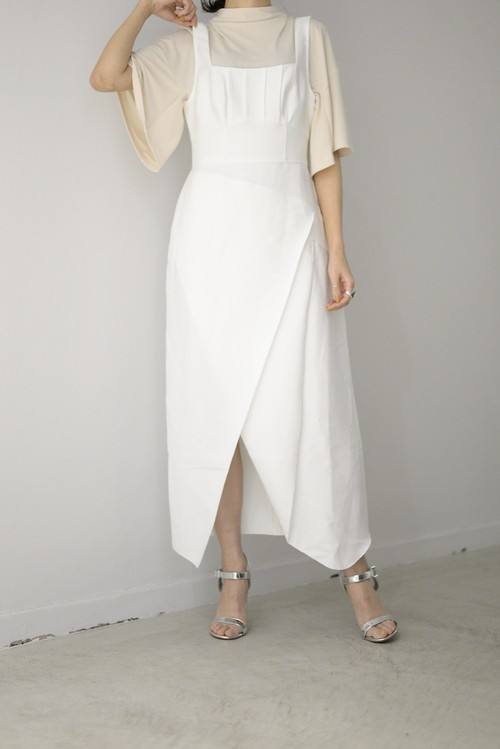 C/MEO COLLECTIVE / OVER AGAIN DRESS
