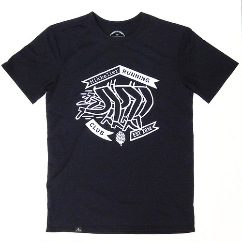 【Mikkeller Running Club】Racing Tee / Black