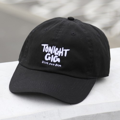 GIG LOW CAP(BLACK)