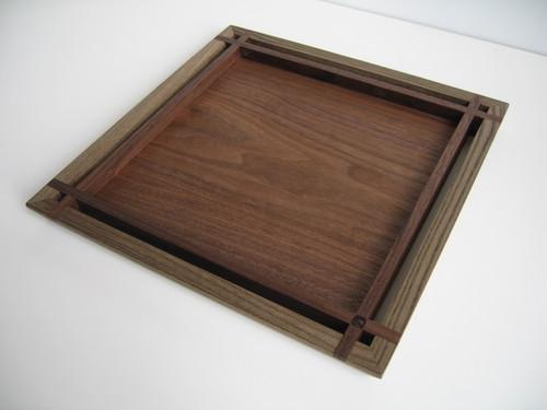 トレースクウェア (M) 神代 tray square (M) jindai