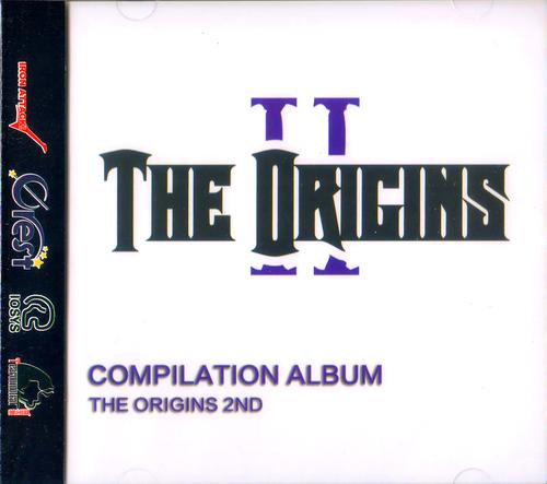 ☆限定品入荷☆The Origin2(中国ライブイベント記念アルバム)