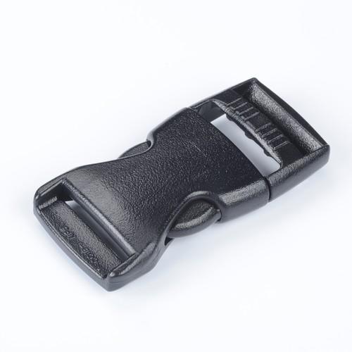 nifco プラスチック バックル TSR25H 黒 1個入り