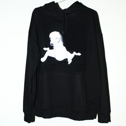 『Sid and Geri』DOG Hoodie with Bag