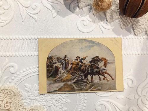 【GPA-011】vintage card /display goods