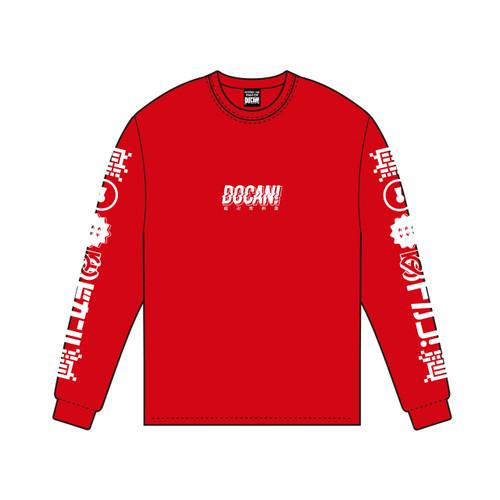 NINTH LongSleeve Tshirt RED