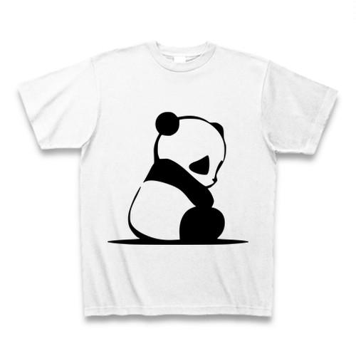 パンダTシャツ