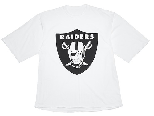 RAIDERS X-TEE - WHITE