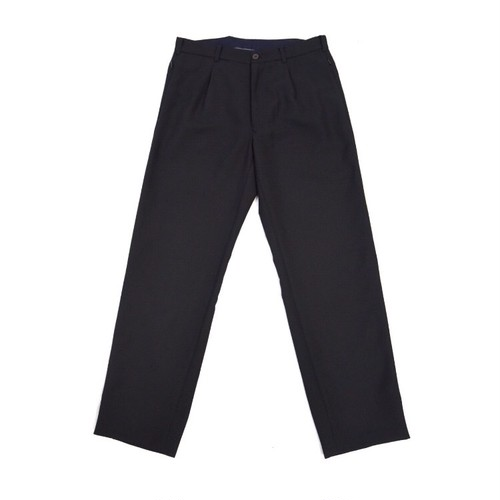 RESTAURANT SUIT TROUSERS BLACK