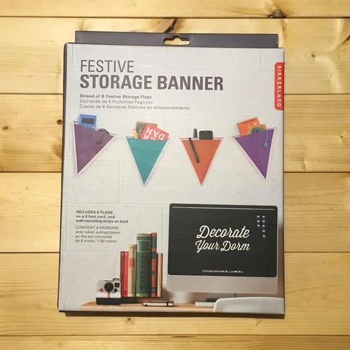 strage banner