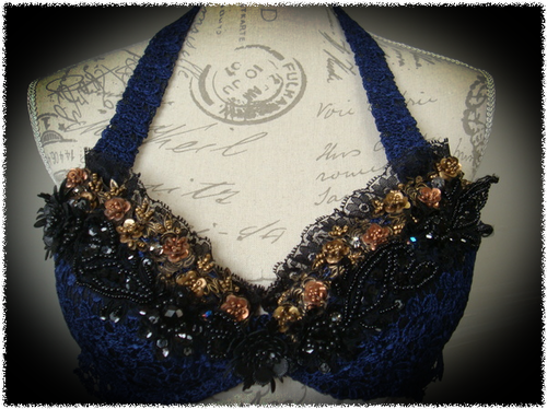 Sale Gothic bra