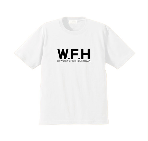 W.F.H LIMITED SHORT SLEEVE TEE