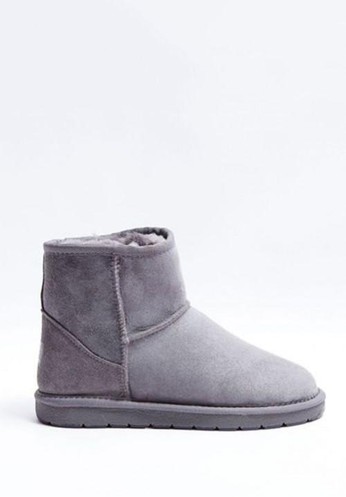 UGG Boots Classic Mini Gray 送料込み