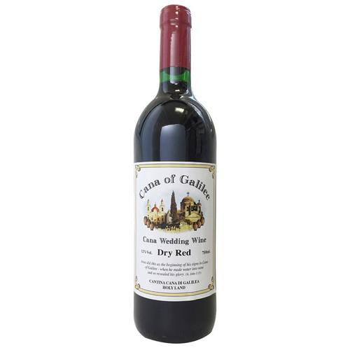 聖地修道院ワイン Cana of Galilee カナ・オブ・ガリレー(赤) カナの婚礼