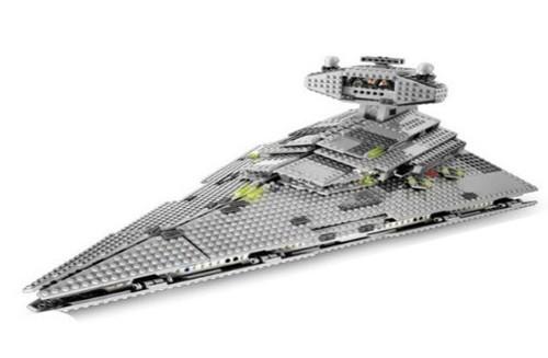 レゴ互換 starship Model