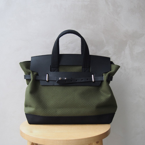 CaBas N°55 1Day tripper mini Khaki/Black