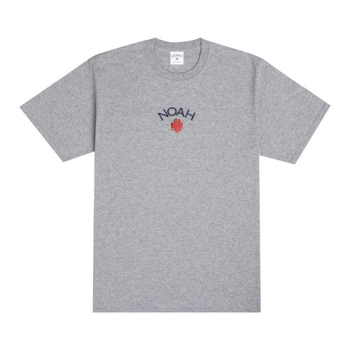 Rose Core Logo Tee(Athletic Heather)