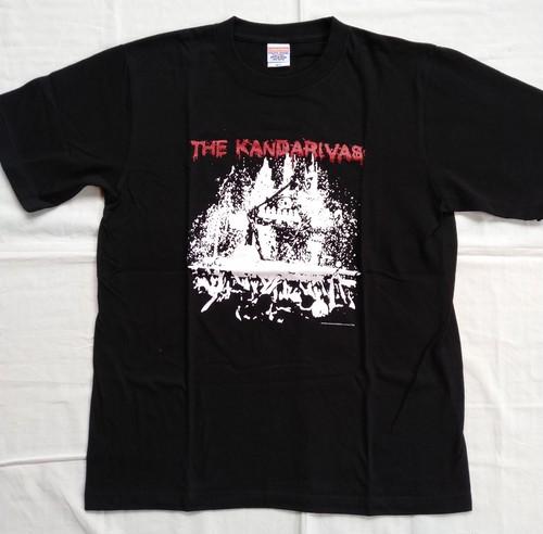 アウトレットTシャツ 極初期 THE KANDARIVAS Mサイズのみ