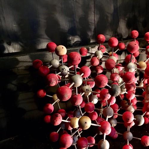 分子模型 E