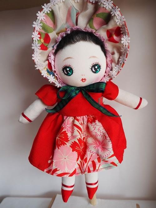 絹文化人形 (No.13)