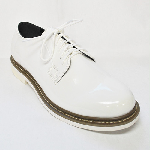 【Reguler Line】POLICE MAN SHOES GR-KI2527 ALL WHITE