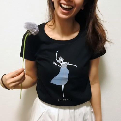 海賊Tシャツ(レディース)