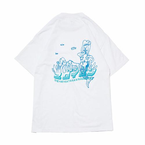 EVISEN SIESTA WHITE L エビセン Tシャツ