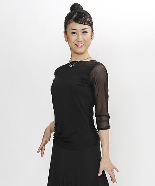 トップスNo.5075 / ブラック
