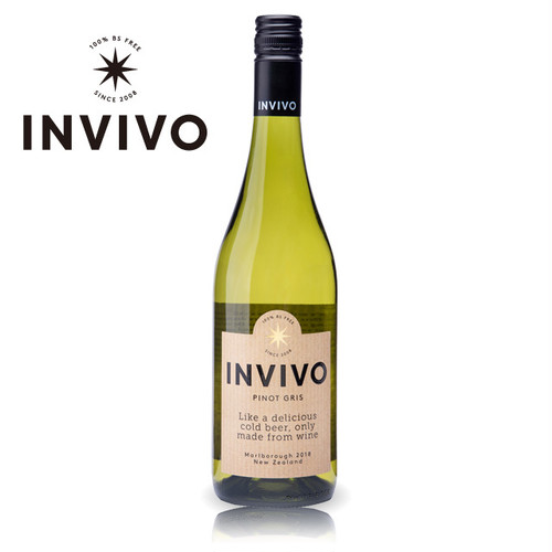 Invivo Marlborough Pinot Gris 2018 / インヴィーヴォ マールボロ ピノグリ
