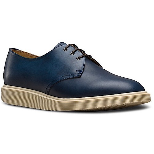 Dr.Martens Torriano Tucson Navy Made In England UK3