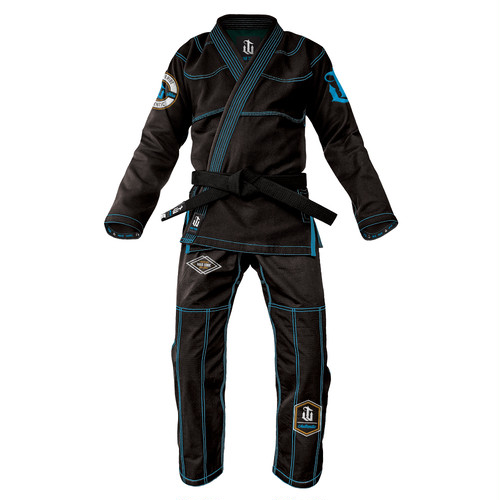 WAR TRIBE GEAR レガシー 柔術衣 ブラック|ブラジリアン柔術衣(柔術着)