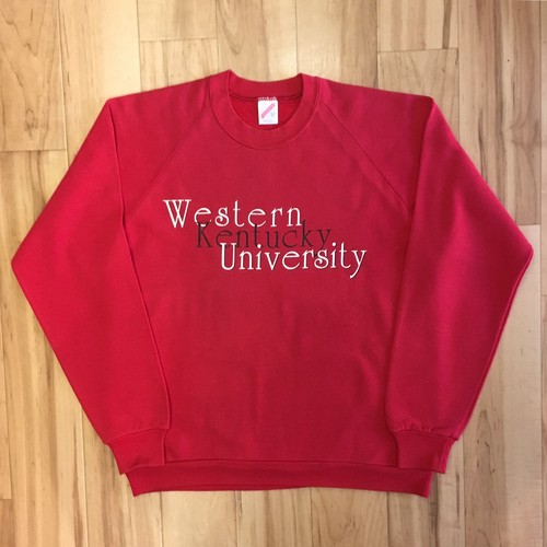 Western Kentucky University Sweat Crew
