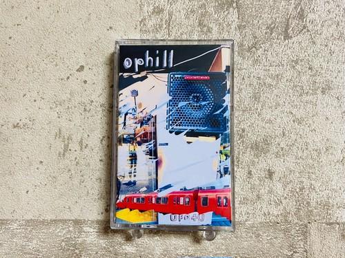 (TAPE) ophill / UFO4U