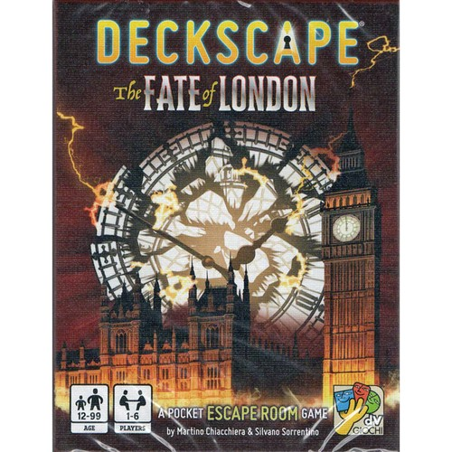 デクスケープ:フェイト・オブ・ロンドン