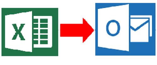 メール送信 エクセルマクロツール(Outlook)