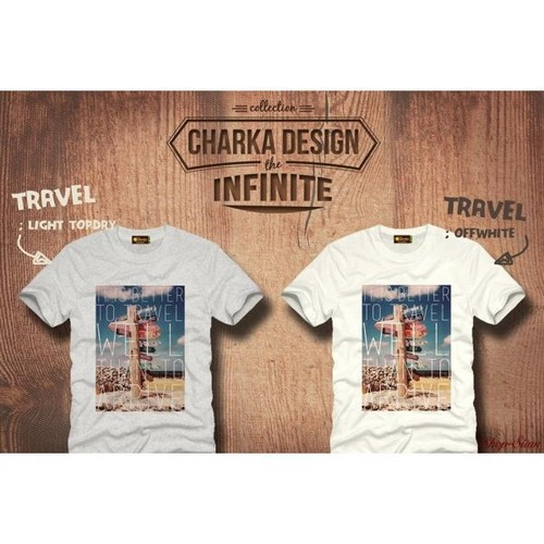 Travel Art Printing T-Shirts
