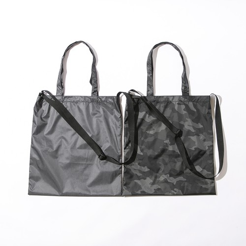 NYLON 2WAY BAG