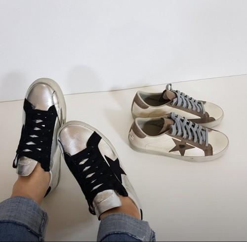 GGロースニーカー スニーカー 韓国ファッション