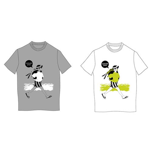 秘密のビーチTシャツ