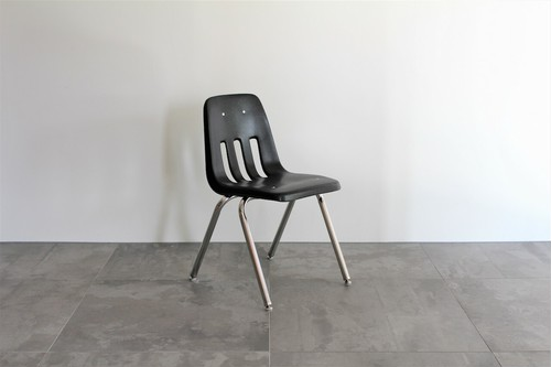 VIRCO CHAIR - Black -